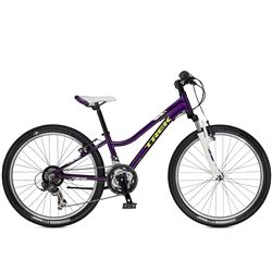 "TREK PRECALIBER 24"" 21V PURPLE"