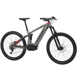 BICICLETA TREK POWERFLY FS5 ANTRACITA MATE 2019