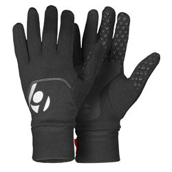 GUANTE LARGO BONTRAGER THERMAL NEGRO