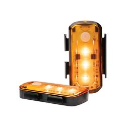 JUEGO DE LUCES BLACKBURN GRID SIDE BEACON