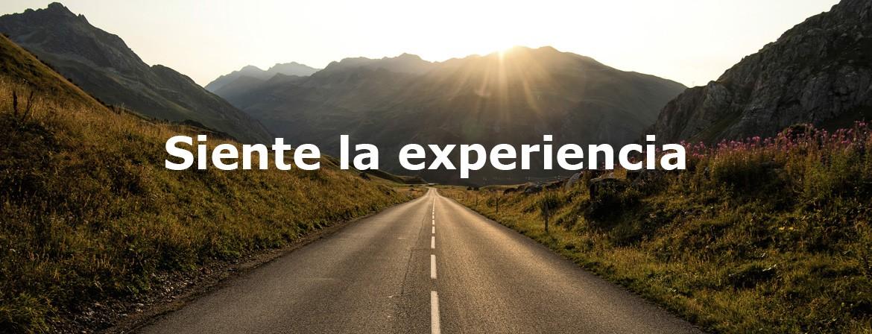 Siente la experiencia