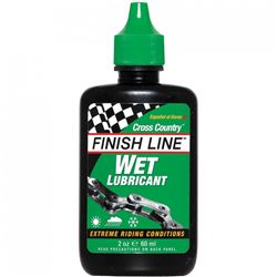 LUBRICANTE FINISH LINE HUMEDO CROSS COUNTRY