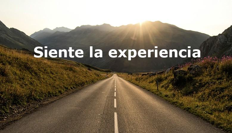 Siente la Experiencia!